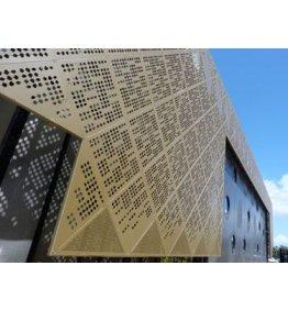 Dekoratif Bina Kaplama