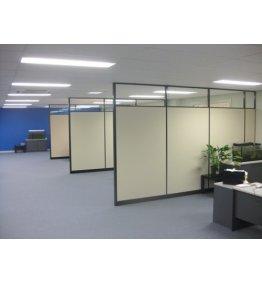 Alüminyum panel ofis bölme sistemi