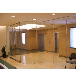 Camlı ofis bölme sistemleri