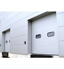 Endüstriyel otomatik panel kapı